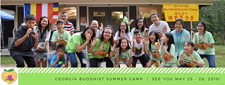 Georgia Buddhist Summer Camp 2021 tickets