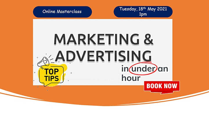 Marketing & Advertising - Learn to Earn image