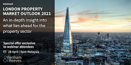 London Property Market Outlook 2021 tickets