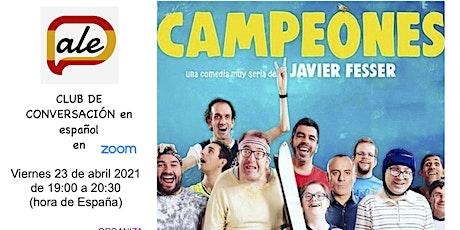 Conversación en español online tickets