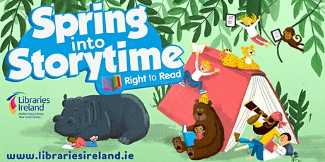 Spring into Storytime: Stories and Crafts for Little Ones (ages 2-6) tickets