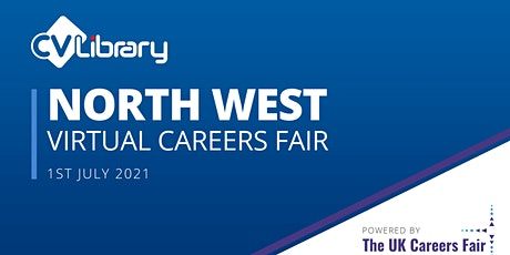 CV-Library North West Virtual Careers Fair tickets