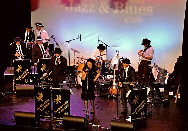 Jazz By The Sea featuring The WellSwung Daddies + Denson Baartz Quartet image