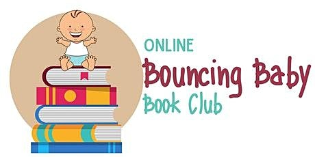 Bouncing Baby Bookclub with Juliette Saumande tickets