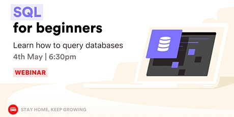 [Webinar] Learn how to query databases with SQL billets