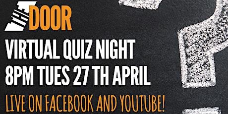 The Door Charity Quiz Night - April tickets