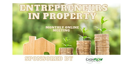 Entrepreneurs In Property tickets