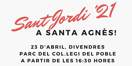 Contacontes Sant Jordi '21 entradas