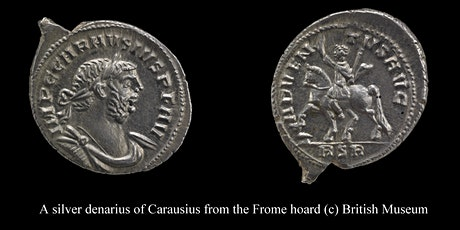 Carausius, Allectus and the First Brexit, featuring the Frome Hoard tickets