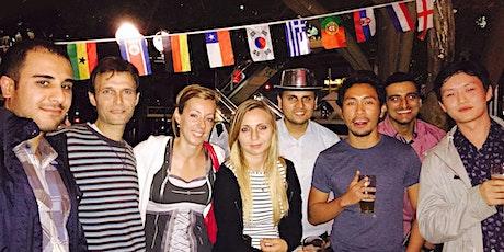 International Students Culture Club tickets