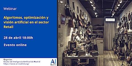 Algoritmos, optimización y visión artificial en el sector Retail entradas