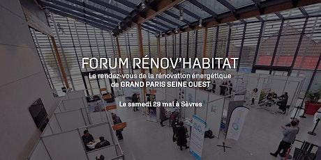 Forum Rénov'Habitat 2021 tickets