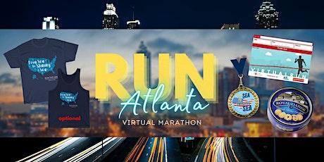 Run Atlanta Virtual Race tickets