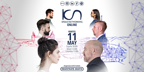 KCN Toledo Speed Networking Online 11May entradas