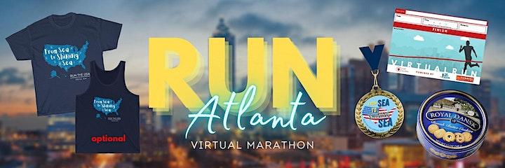 Run Atlanta Virtual Race image