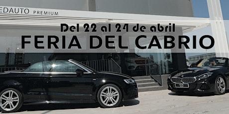 Feria Cabrio en Edauto Premium (L'Eliana) entradas