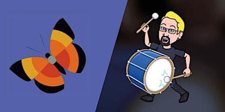 Boomin' Buckets: Bucket Drumming with Wayne Beecham tickets