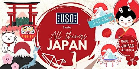 USO Sasebo All Things Japan: Tea Ceremony tickets