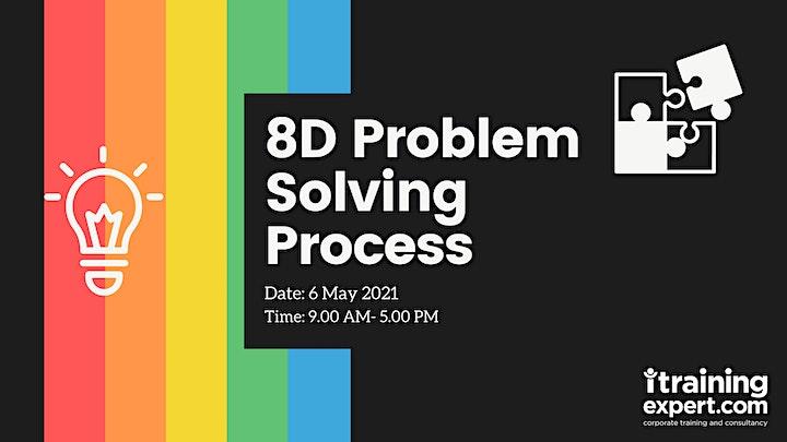 8D Problem Solving Process image