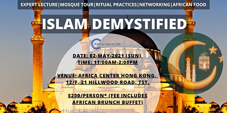Islam Demystified tickets