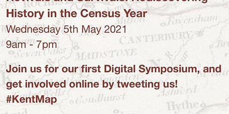 Kent Maps Digital Symposium 2021 tickets