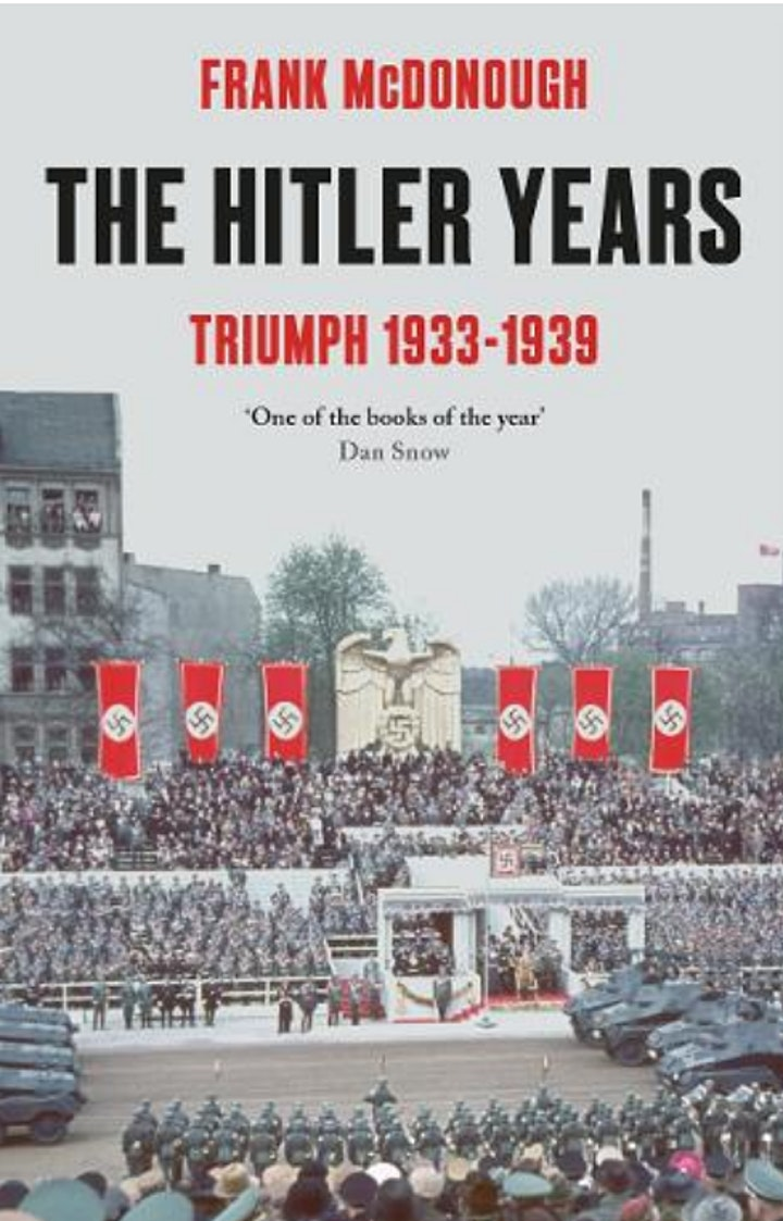 """An Interview with Professor Frank McDonough on """"The Hitler Years:  1940-45"""" image"""