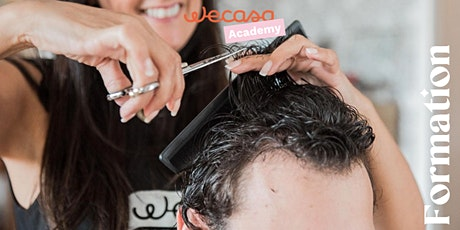 Formation : Techniques de Coupes cheveux et barbe Hommes 20/09/2021 billets