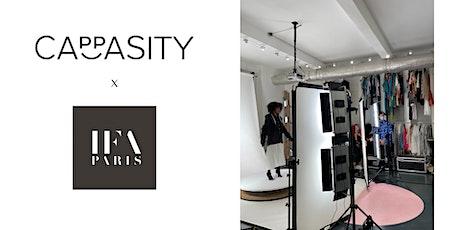 Cappasity x IFA Paris: Virtual Webinar billets