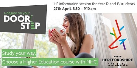 HE Information Session tickets