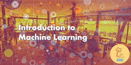 Data Science Beach Camp: Introduction to Machine Learning tickets