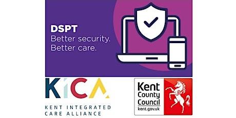 Better Security Better Care - DSPT Information Webinar tickets