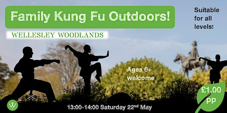 Family Kung Fu at Wellesley Woodlands tickets