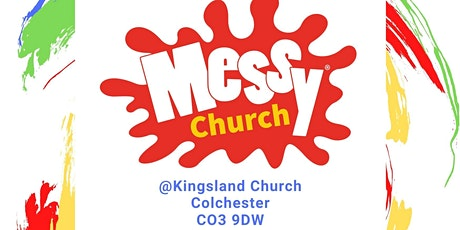 Messy Church - Family Event tickets