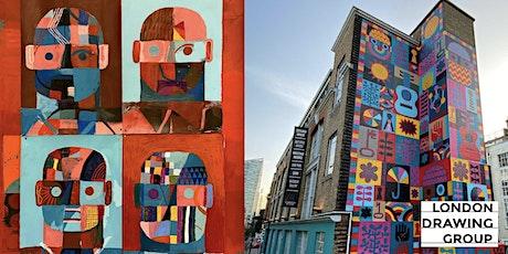 LDG ARTIST TALKS: David Shillinglaw tickets