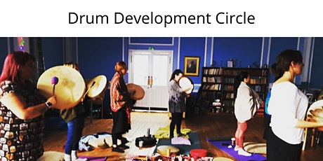Drum Development Circle - Intuitive Frame Drumming for women tickets