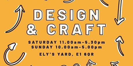 Design & Craft Fair tickets