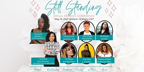 """Still Standing"" Virtual Women's Conference tickets"
