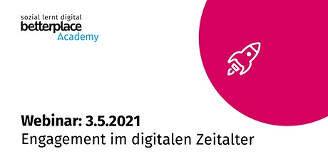Webinar: Engagement im digitalen Zeitalter Tickets