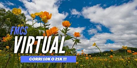 Virtual Run di Primavera biglietti