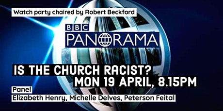 Is the Church Racist?: BBC Panorama watch party and discussion entradas