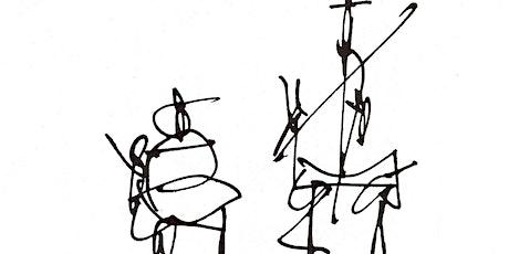 Encuentro sobre el humanismo de Don Quijote biglietti