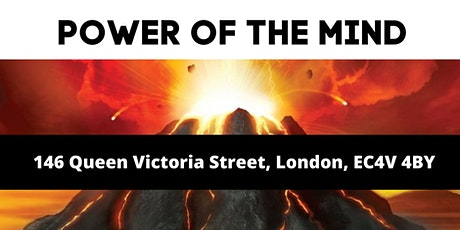 Free Lecture: The Power Of The Mind tickets