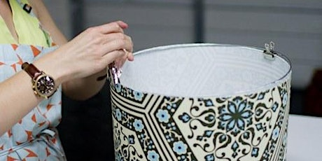 Make a lampshade tickets