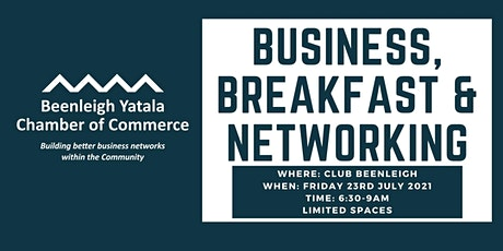Business, Breakfast & Networking at Club Beenleigh tickets