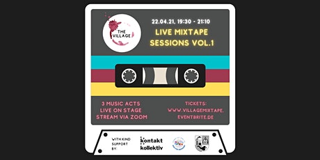 Live Mixtape Sessions Vol.1 tickets
