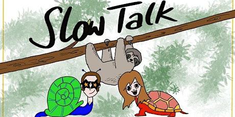 """SlowTalk mit den Raketinnen, Thema """"Scham"""" Tickets"""