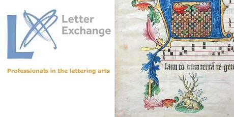 Letter Exchange  recording of lecture by Catherine Yvard tickets