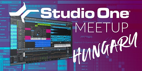 Studio One E-Meetup - Hungary tickets