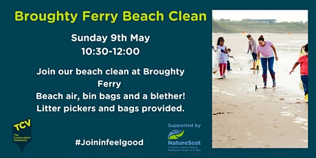 Broughty Ferry Beach Clean tickets