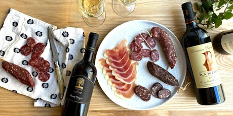 Fhior Wine Club Online - East Coast Cured Charcuterie & Wine Tasting tickets